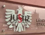 Prozess Klagenfurt Körperverletzung Attacke Gerichtssaal Tattoo Landesgericht Prozess
