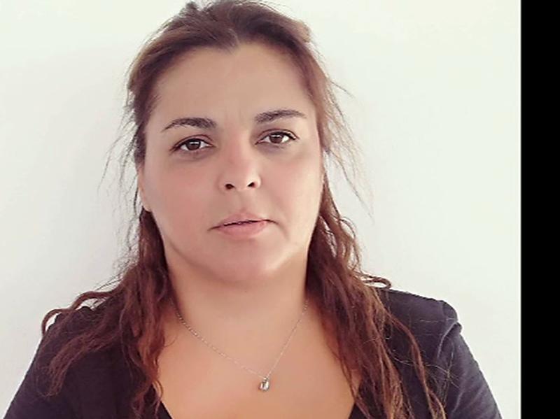 Griechenland-Hilfe Maria Moschou