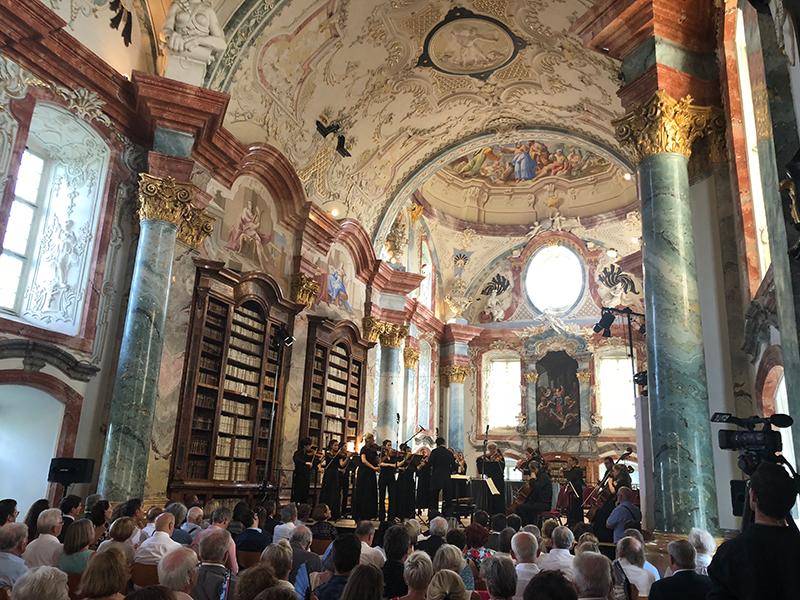 Jubiläum Allegro Vivo Eröffnungskonzert Altenburg