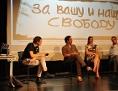 Festival Přechody - Debata s autory divadla Noon - poledne