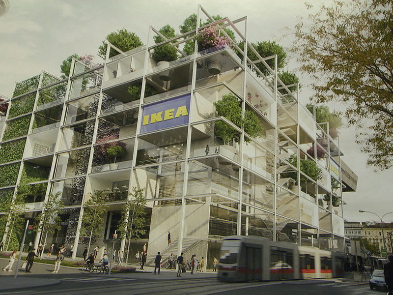 Ikea Westbahnhof