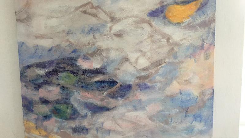 Kunst am Fluss