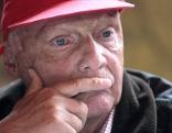 Der Luftfahrtunternehmer und frühere Formel-1-Weltmeister Niki Lauda