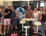 Alle Mitarbeiter und Fahrschüler der Fahrschule Koch in Salzburg können sich über eine große Portion Eis freuen
