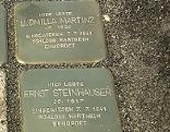 Gedenken NS Regime Stolpersteine Klagenfurt Verlegung