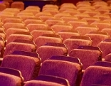 Sessel im Theater