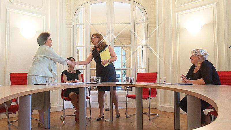 Portrait Marlies Stubits OECD Paris