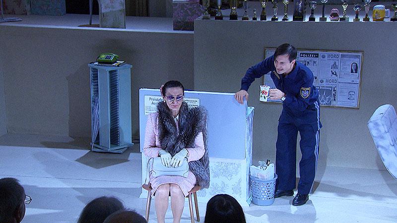 """Theodora Bauer Theaterstück """"Am Vorabend"""""""