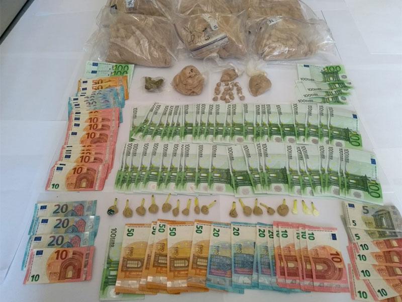 Drei Dealer in Wien gefasst - mehr als ein Kilo Heroin sichergestellt