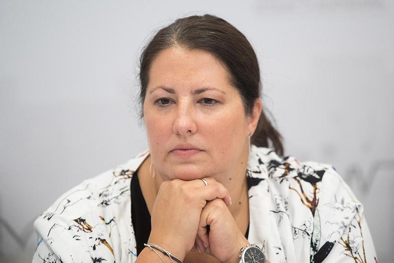 Wohnbaustadträtin Kathrin Gaal