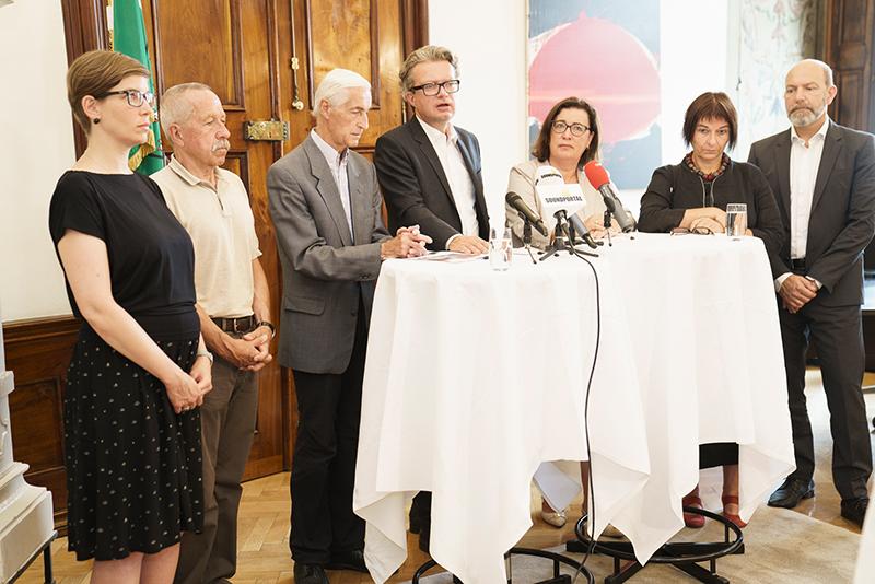 Die unabhängige Expertenkommission, die sich mit den Misshandlungsvorwürfen im LKH Graz-Südwest, Standort Süd, beschäftigt, hat sich am Freitag konstituiert.