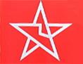 Levica rdeča zvezda mesec Tomič