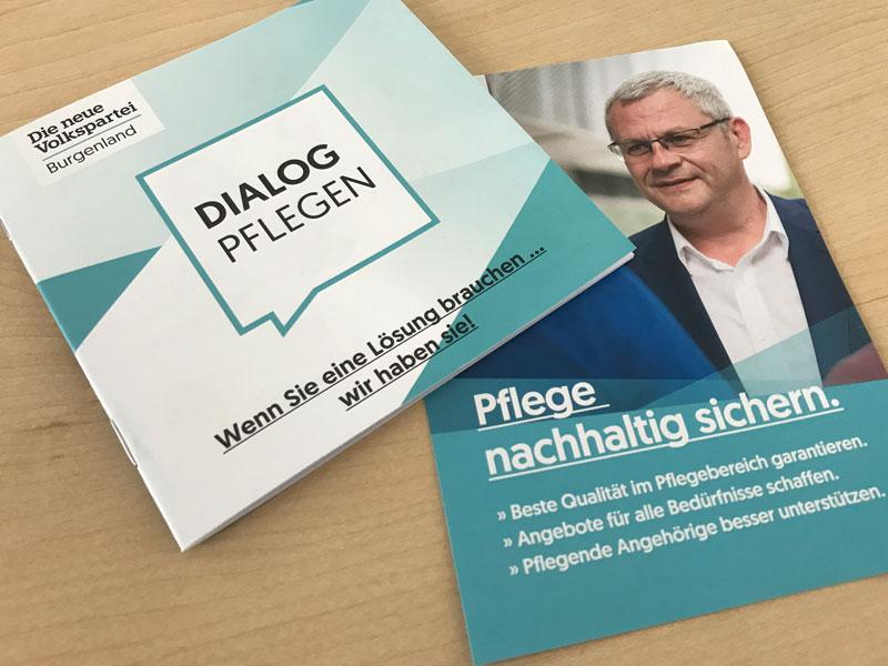 Pflegebroschüre ÖVP