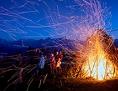 Ogenj v Alpah Dobrač Leeb