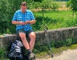 Pilgern Wandern Mariazell Wallfahrer Wallfahrt Herbert Hirschler
