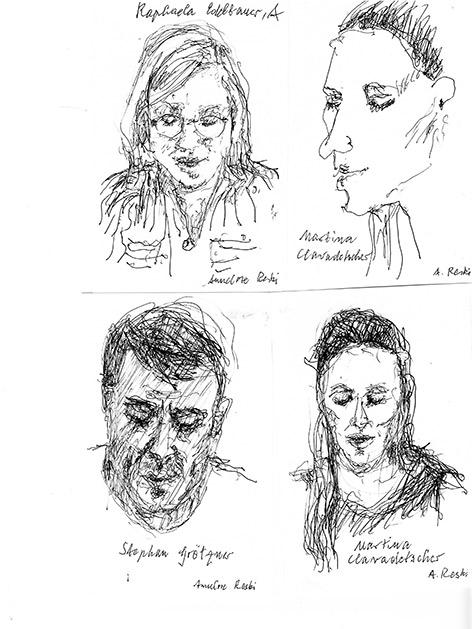 Portraits Annelore Reski Autoren
