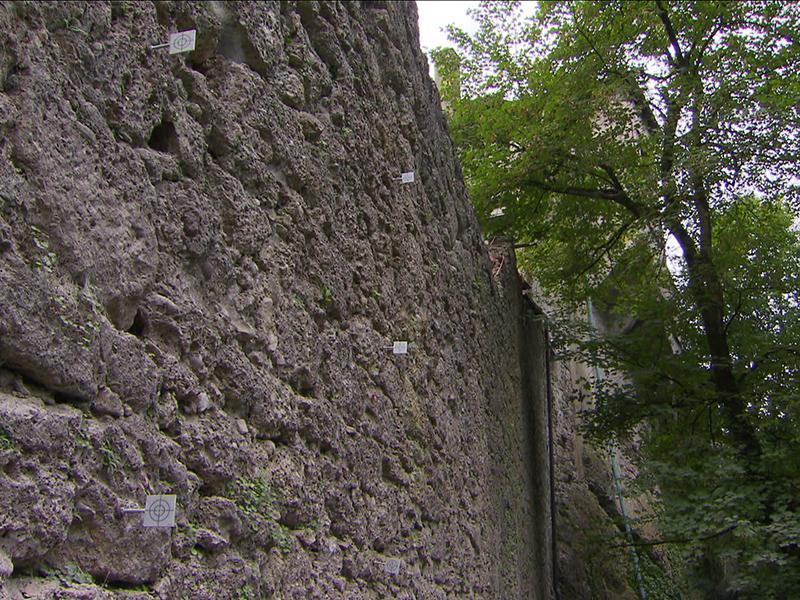 Sanierung Stadtmauer