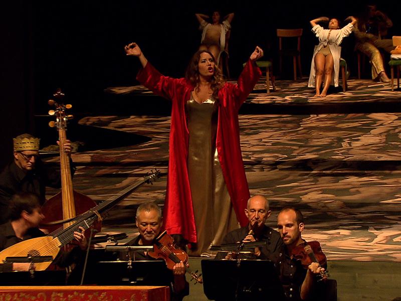 Krönung der Poppea - Salzburger Festspiele