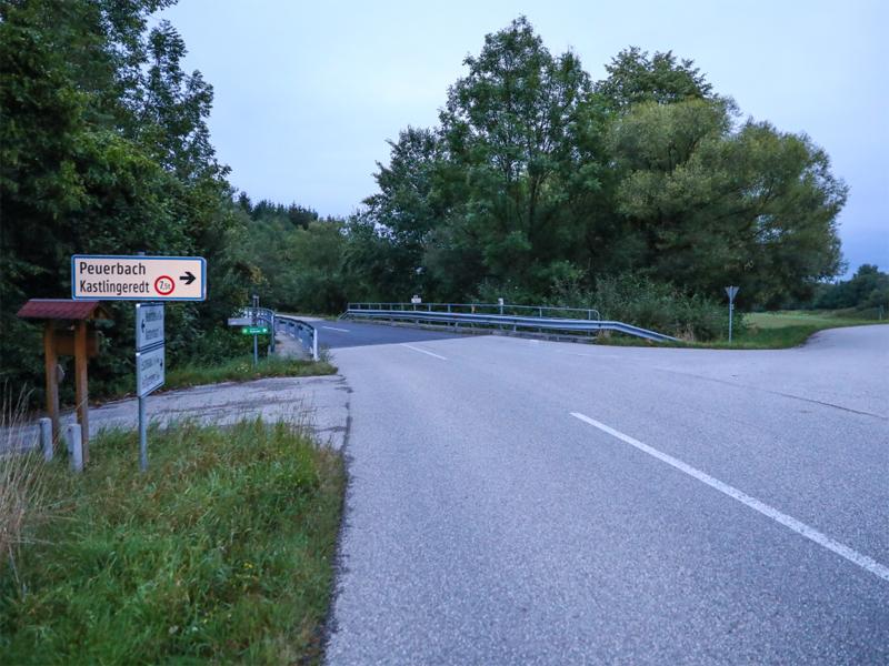 Unfall bei Peuerbach