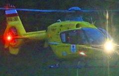 Extremer Nachteinsatz von C6 in Schneizlreuth
