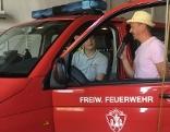 Michael Rieger und Wolfgang Zanon
