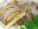 Blechkuchen mit Nektarinen