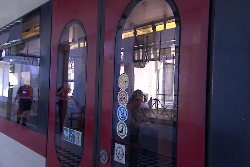 Essverbot Hinweise Wiener Linien U6