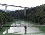 Lippitzbachbrücke Sperre