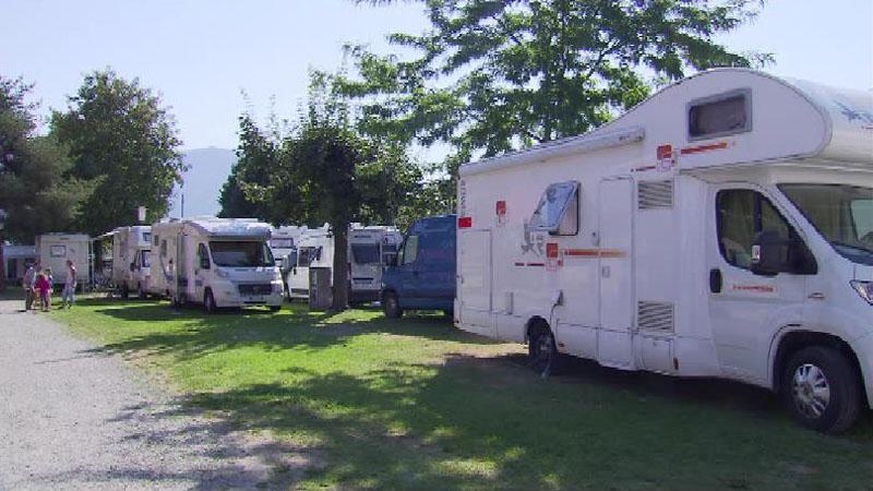 Campingbusse in Osttirol