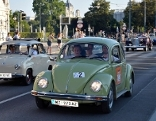 Oldtimer bei den Vienna Classic Days