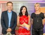 Gerhard Blaschke, Jasmin Dolati, Birgit Wittstock