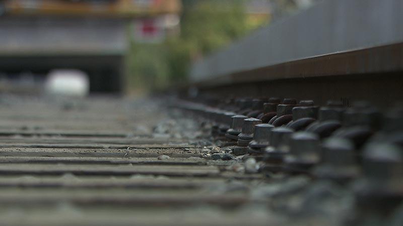 Gailtalbahn Elektrifizierung Bauarbeiten Lokalaugenschein Gleise Zug ÖBB
