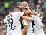 Fußball Altach Sturm Graz