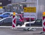 Baustelle des Glocknerkreisels in Osttirol