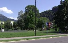 Hans Lechner Park in Salzburg Schallmoos