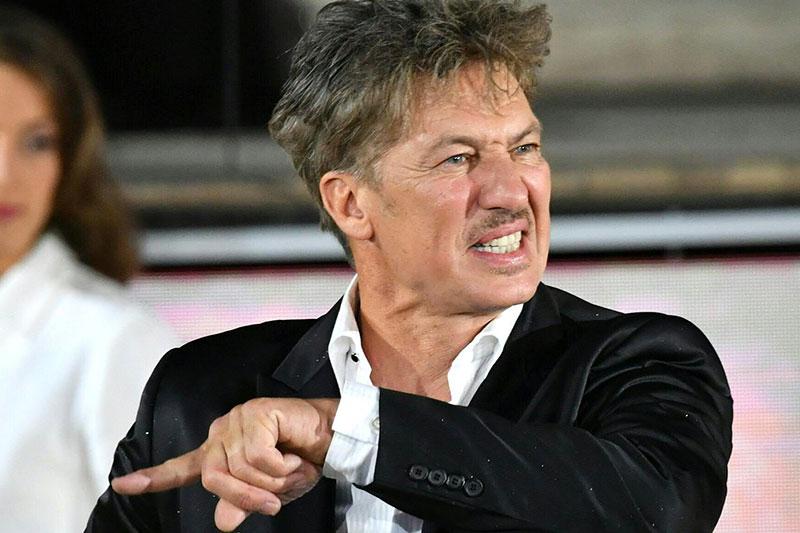 Tobias Moretti als Jedermann bei den Salzburger Festspielen