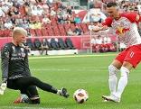 Salzburg gegen Hartberg