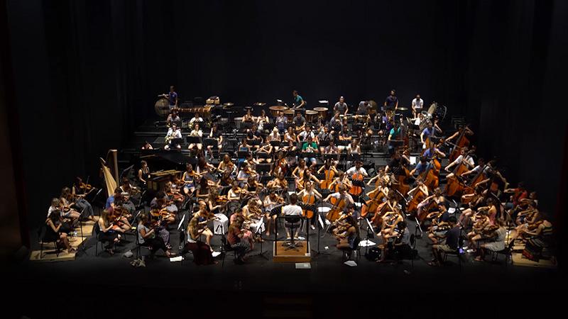 12.08.18 SSC Gustav Mahler Jugendorchester GMJO Pordenone