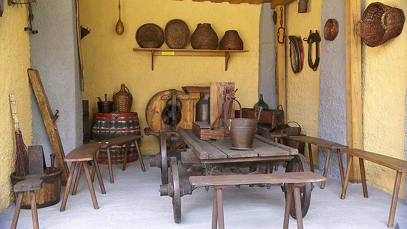 SSC Weinbau Prlekija Volkskundemuseum