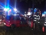 Unfall, Feuerwehr
