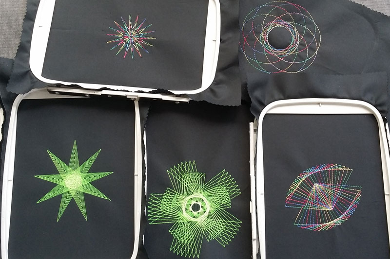 Turtle Stitch Programmieren durch Sticken lernen