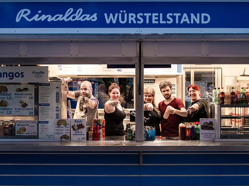 Würstlstand Theater Wiener Neustadt Glattauer