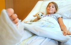 Zehnjährige Katharina Zehe abgetrennt