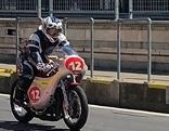 Hollaus Rennen Burgenländer gewinnt historische Motorräder Michael Bauer