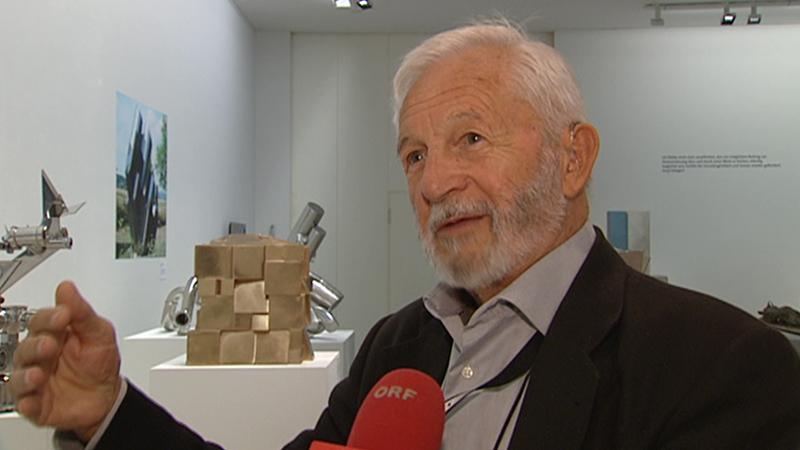 Bildhauer Josef Schagerl