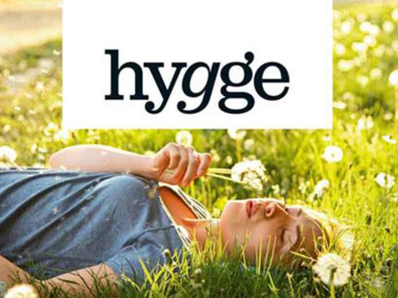 Ausschnitt Titelbild Zeitschrift Hygge