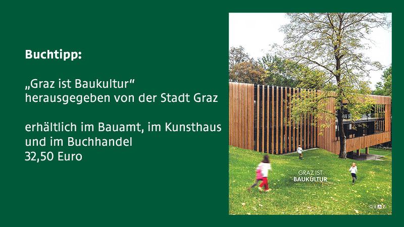 """Graz ist Baukultur"""
