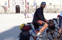 Christopher Pöhl Radtour Innenstadt