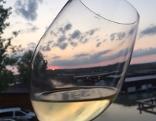 Rust, Wein, Glas