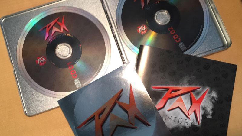 Pax  stare snimke CD